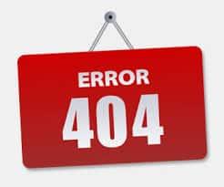 Redirecionar Erro 404 para Página Personalizada