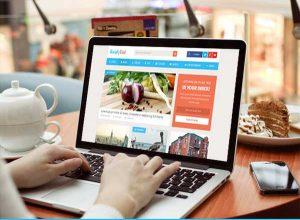 SociallyViral: Tema Gratuito para Blog em WordPress
