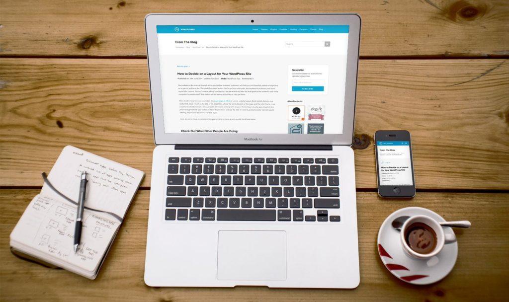 Criar Site com WordPress