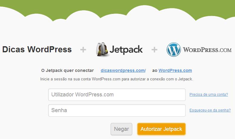 Autorizar-Jetpack